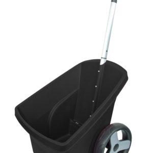 Wózek ogrodowy (czarny)