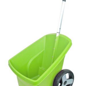 Wózek ogrodowy (zielony)